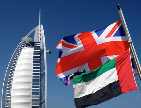 Brexit – The UK the Middle East and beyond