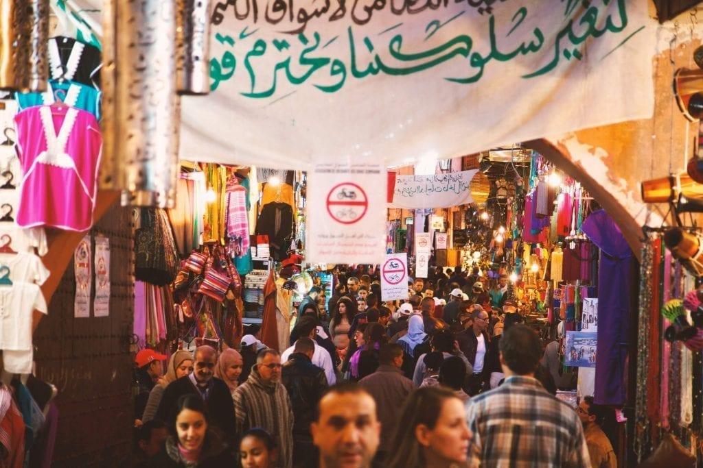Arabic people